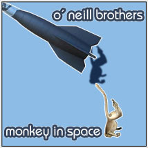 o neill brothers monkey in space