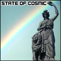 state of cosmic state of cosmic