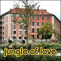tobster jungle of love